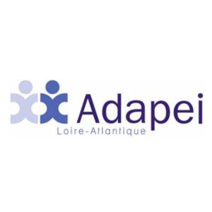 Logo société Adapei