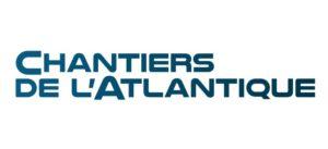 Logo des chantiers de l'atlantiques
