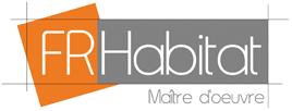 Logo FR Habitat maitre d'oeuvre