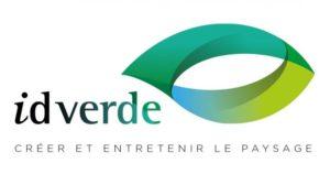 Logo créateur d'extérieur IdVerde