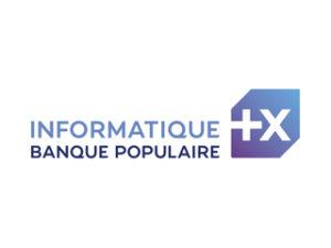 Logo Banque populaire département informatique