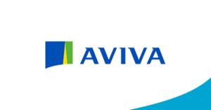 Logo société Aviva