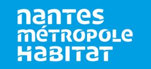 Logo Nantes Métropole Habitat
