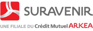 Logo Suravenir filiale du Crédit Mutuel